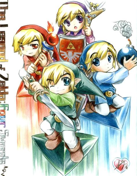 9 Anime Link by The Legend Of Chibi Uso De Cookies