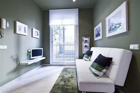 living room events apartment with balcony for rent events and guide barcelona