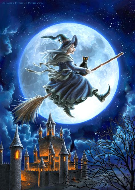 Witchy Art