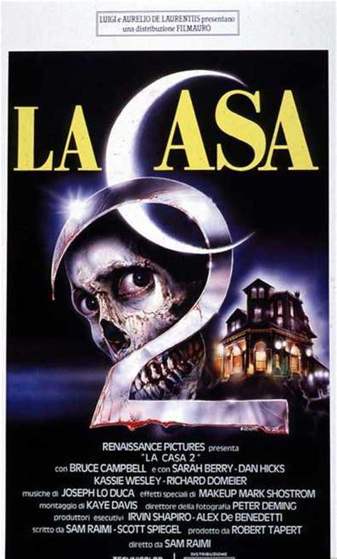 la casa sam raimi la casa 2 1987 filmtv it