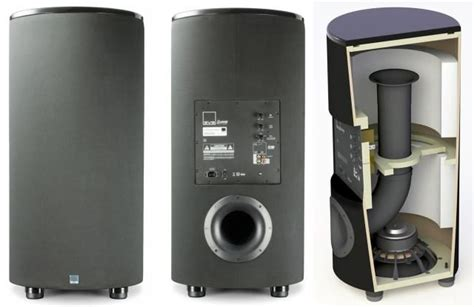 home subwoofers     places