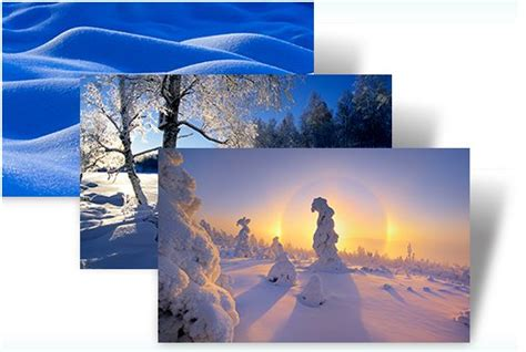 themes for windows 7 winter download three new official windows 7 holiday themes