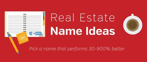 the manual of creative ideas for real estate and paper books real estate name ideas and formulas top producers use