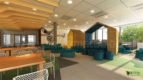 cafeteria interior design 3d interior rendering cgi design yantramstudio s