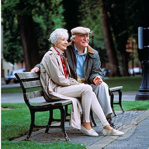 people sitting on bench old couple sitting on park bench together polyvore