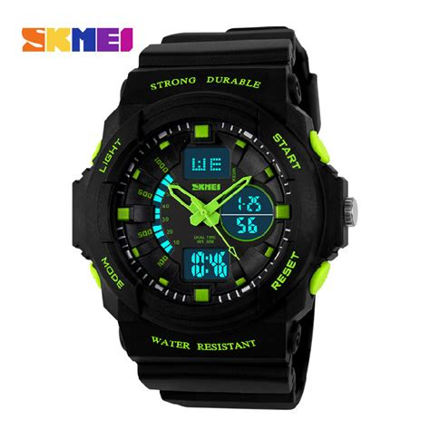 new 2016 skmei watches sports quartz children digital