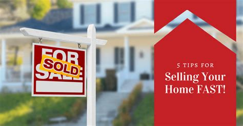 5 tips for selling your home fast powell realtors
