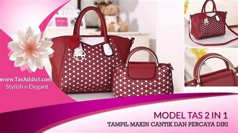 Tas Wanita 2 In 1 Ss model tas wanita 2 in 1 tas besar dan tas kecil model tas wanita terbaru