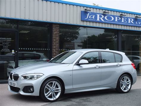 Bmw 1er 120d Xdrive Automatik by Used Bmw 1 Series 120d Xdrive M Sport 5 Door Auto For Sale