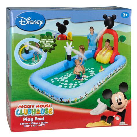 Sprei Mickey Mouse No 3 Fata disney mickey mouse splash play paddling pool