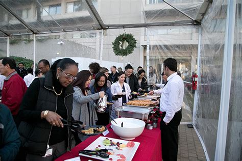 Usc Md Mba keck pharmacy schools celebrate holidays with faculty