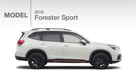 2019 Subaru New Model by 2019 Subaru Forester Sport New Model Review
