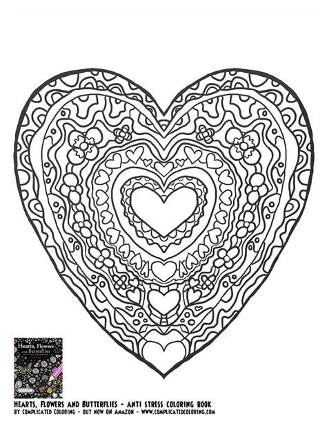 Coloring Pages Plicated For Adults