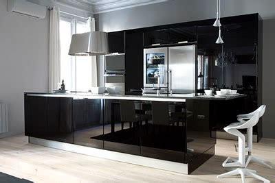 cocinas en color negro cocinas cocinas cocinas