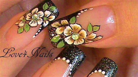 imagenes de uñas pintadas mano alzada u 241 as para evento especial youtube