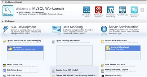 cara membuat query di mysql workbench aryonurutomo menginstall mysql workbench di linux ubuntu