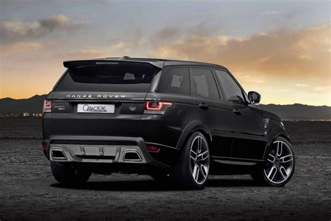 black land rover range rover sport 2015 luxury things