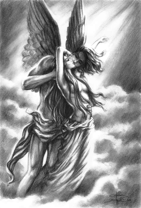 cupid and psyche by sabinerich on deviantart