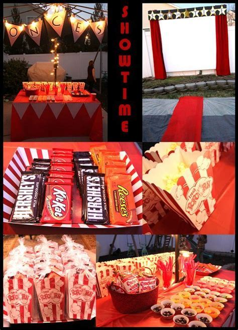 Best 20  Movie Themed Parties ideas on Pinterest   Movie