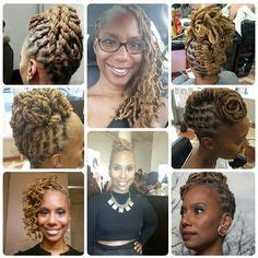 taper and dread loca loc petals my loc styles and experiments pinterest