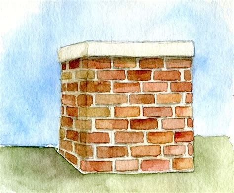 brick pattern drawing learn how to draw and paint brick with this free tutorial
