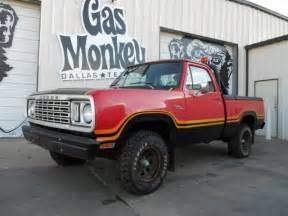 dodge power wagon monkey garage and gas monkey