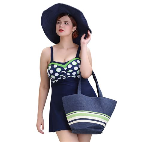Top 8 Bathing Suits For Summer by 2018 One Swimsuit Swimwear Plus Size