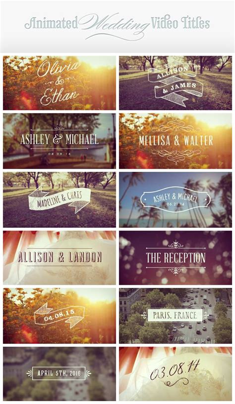 adobe after effects title templates 22 best images about adobe after effects cool ideas on