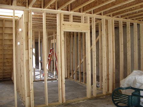 how to frame a room the house on hilltop farm dirt basement framing septic fingers now