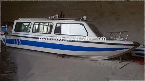 alibaba yacht cheap price fiberglass motor cabin cruiser power boat for