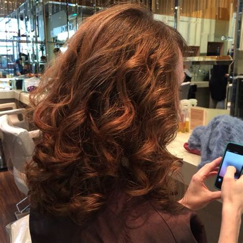 loose curl partial perm best 25 digital perm ideas on pinterest digital perm