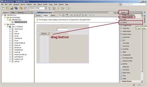 tutorial java netbeans 8 0 2 kalkulator dengan java netbeans lengkap source code