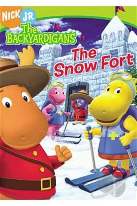 Backyardigans X Stories Backyardigans The Snow Fort Nick Jr Favorites
