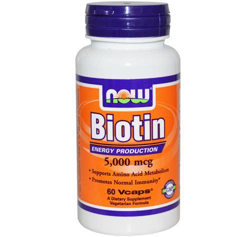 12 natural surprising foods to find biotin 12 maneras naturales de now foods biotin 5 000 mcg 60 veg capsules iherb com