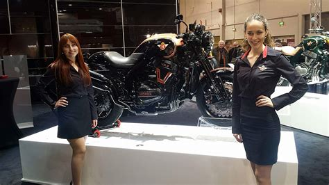 Motorrad Messe Frankfurt 2015 by Emotion Events Gmbh 3c Carbon Composite Company
