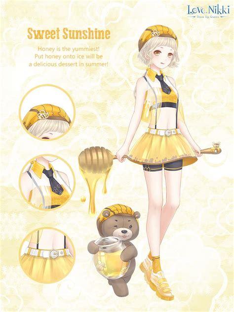 sweet sunshine love nikki dress  queen wiki fandom