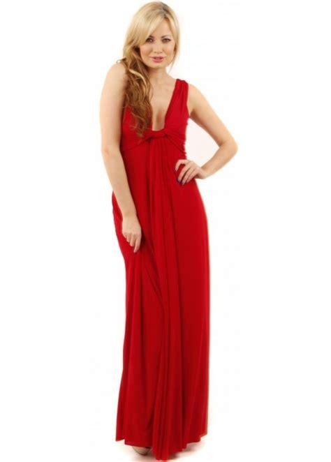 designer draped dresses red grecian maxi dress red evening dress long red dress