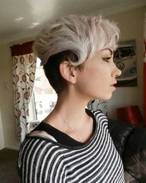 how to color a pixie cut 20 cute pixie cuts short hairstyles 2017 2018 most