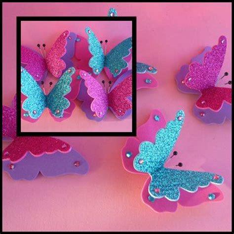 estrella de goma eva y purpurina para decorar el arbol de navidad m 225 s de 25 ideas fant 225 sticas sobre mariposas en goma eva en