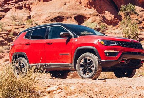 Chrysler India by Made In India Fiat Chrysler S Jeep Compass Unveiled