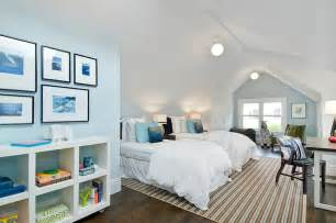 blue paint colors for boys bedrooms attic living room skylights design ideas