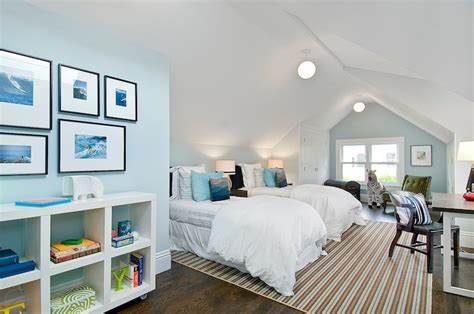 boy bedroom colors attic living room skylights design ideas