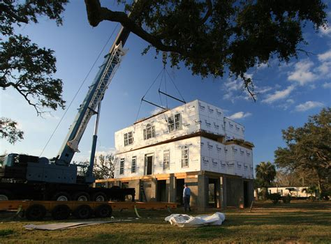 modular home construction loan modular home