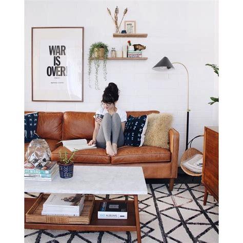vintage design home instagram 17 melhores ideias sobre sof 225 s de couro caramelo no