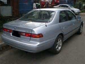 Toyota Camry 2001 2001 Toyota Camry Gracia Pictures