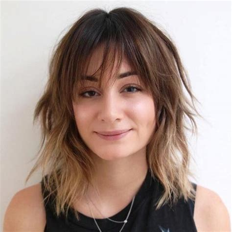 Shaggy Bob Hairstyles by 20 Trendy Shaggy Bob Haircuts
