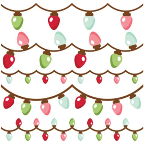 christmas lights cutting lights svg scrapbook cut file clipart files for silhouette cricut pazzles free