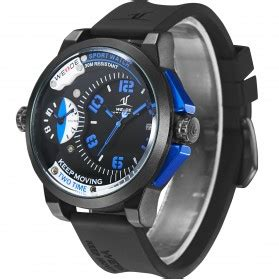 Weide Universe Series Dual Time Zone 30m Water Resistance Uv1507 B 1 weide universe series dual time zone 30m water resistance uv1501 blue jakartanotebook