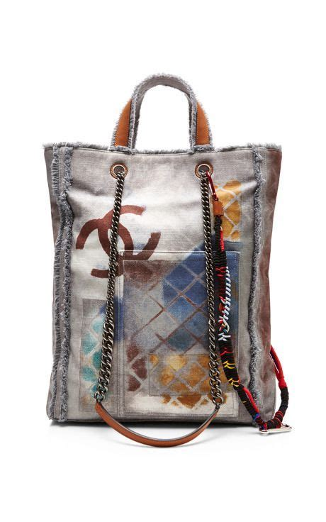 Backpack Or Totebag 17 best ideas about chanel tote on chanel tote