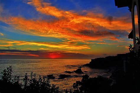 Sunset At Laguna Photo Of Sunset In Laguna Flickr Photo